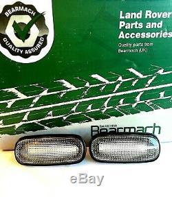 Land Rover Discovery 2 1999-02 Arrière Pare-Choc Feux, avant Clignotants, LED