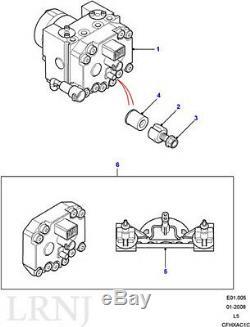 Land Rover Discovery 2 99-04 Wabco ABS Module Interrupteur Kit de Réparation
