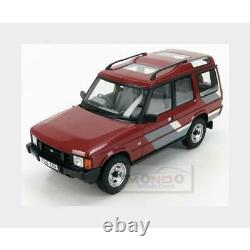 Land Rover Discovery 2-Series 1989 Red Met CULT SCALE MODELS 118 CML081-1 Minia