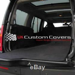 Land Rover Discovery 2 Td5 Complet sur Mesure Revêtement de Charge Tapis Coffre