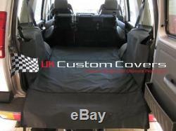 Land Rover Discovery 2 Td5 Tapis de Coffre sur Mesure Protection Chien 1999-2004