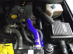 Land Rover Discovery 300TDi 200TDi Tuyau Silicone Refroidisseur Alliage Tube