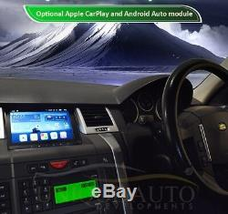 Land Rover Discovery 3 2004-09 Navigation Bluetooth GPS Android Carplay 2 + 32
