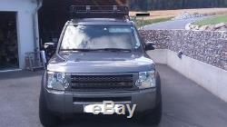 Land Rover Discovery 3 & 4 Large Porte-Bagages Toit Galerie 2300X1250X190