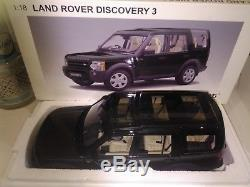 Land Rover Discovery 3 Autoart en boite 1/18