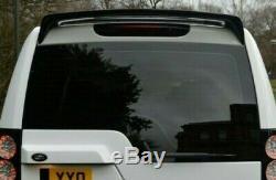 Land Rover Discovery 3 Spoiler 2004- 2009