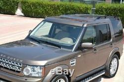 Land Rover Discovery 3 à partir de L'Année 2002 à 2009 Dachrelinge en Noir avec