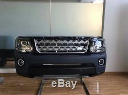 Land Rover Discovery 4/5 AVANT Extension FACELIFT Kit, pare-choc, grille & feux