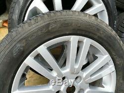 Land Rover Discovery 4 Landmark 19 Jante en Alliage & Pirelli Pneu 255/55/19