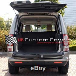 Land Rover Discovery 4 sur Mesure Longue Charge Ligne Coffre Tapis 2009-2016 063