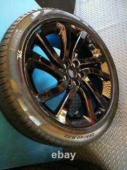 Land Rover Discovery 5 22 Alliage Roue & Pirelli Pneus 285/40/22 Style 5011