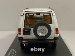 Land Rover Discovery Blanc 1994 143 Echelle Almost Real 410402