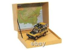 Land Rover Discovery Camel Trophy Kalimanta 1996 ALMOST REAL 143 ALM410410 Mini