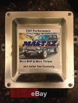 Land Rover Discovery / Défenseur TD5 Écu avec Performance Puce (Msb) Plug &