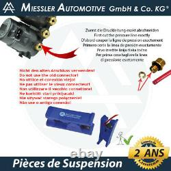Land Rover Discovery II (1998-2004) Soupape suspension pneumatique 4722525610
