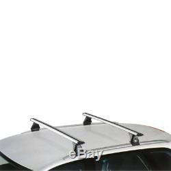 Land Rover Discovery IV 5-P 09-17 Barres de toit en Aluminium Spécifique Compl