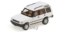 Land Rover Discovery I White 1994 ALMOST REAL 143 ALM410402 Miniature