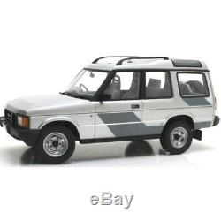 Land Rover Discovery MKI 1989 Silver Metallic 1/18 CML081-2 CULT MODELS