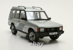 Land Rover Discovery MKI argent 1989 1/18 Cult Models
