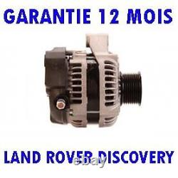 Land Rover Discovery Mk3 2.7 Td 4x4 2004 2005 2006 2007 2009 Rmfd Alternateur