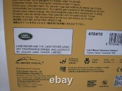 Land Rover Discovery Série 1 Camel Trophy Kalimantan 1996 1/43 Almost Real Neuf