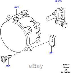Land Rover LR3 / Discovery 3 Antibrouillard Set Neuf Original