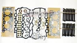 Landrover Discovery 3 2.7 Tdi V6 Joint de Culasse Set + Tête + Boulons 24v Tdv6