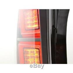 Led feux arrières Land Rover Discovery 3 année 04-09 noir FK AUTOMOTIVE FKRLXLLR