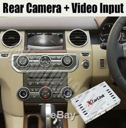 Marche Arrière Vue Camera Multmedia Interface Land Rover Discovery 4 Jaguar XJ/