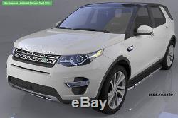 Marche-pieds Land Rover Discovery Sport 2015, Brillant Black 183cm
