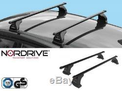 Nordrive Evos Quadra Barres de Toit pour Land Rover Discovery Sport