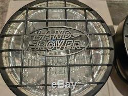 Paire de phares longues portées HELLA special LAND ROVER RANGE DISCOVERY