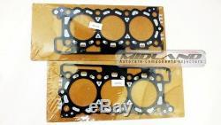 Peugeot 407 607 2.7 HDI 24V V6 Tête Joint Set + Tête Joints + Boulons Uhz (DT17)