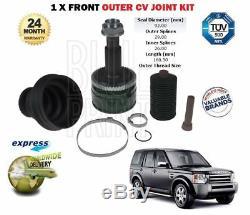 Pour Land Rover Discovery 3 2.7 Dt Automatique 2004-2009 Neuf Cardan Extérieur