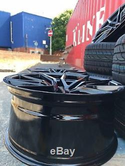 Range Rover Sport Vogue Discovery Jeu de 4 22 Pouce Roues Alliage Pneu Spyder