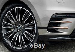 Range Rover Velar Jante en Alliage Set 22'Style 9007' Diamant Tourné Jeu
