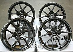 Roues Alliage 18 Cruize Gto GM pour Jaguar X TYPE S XF Xe XJ F E Pace F