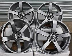Roues Alliage 20 GM Cruize Hélice pour Land Range Rover Sport BMW X5 E53