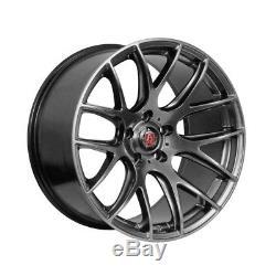 Roues Alliage X 4 20 Hb Axe Cs Light 8.5j pour Land Range Rover BMW X4 X5 VW