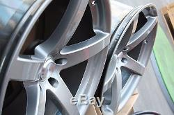Roues Alliage X 4 20 Silverstone 875kg pour Land Range Rover Discovery Sport