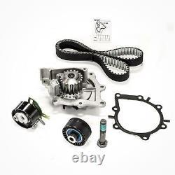 SKF Vkmc 03305 Courroie + Pompe À L'Eau Citroen Ford Jaguar Land Rover Fiat