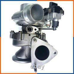 Turbocompresseur pour JAGUAR G4D3-6K682-AD, G4D3-6K682-AE, G4D3-6K682-AG
