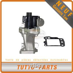 Vanne EGR C5 C6 C8 407 607 807 4007 Ford Land Rover Fiat 2.2 HDi 9656911780