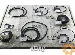 Zf 8HP70 Automatique Boîte de Vitesse Transmission Révision Kit / Joint Origine